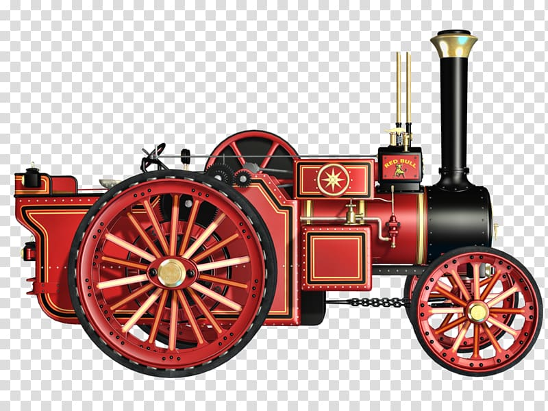Trevor the traction engine clipart clipart free stock Thomas Trevor the Traction Engine Sodor Peter Sam Trainz ... clipart free stock