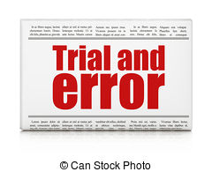 Trial and error Clip Art and Stock Illustrations. 266 Trial ... jpg library library