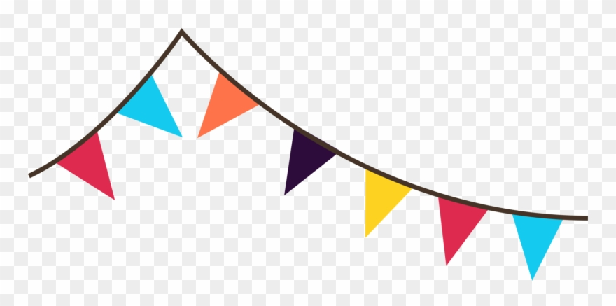 Triangle banner clipart free graphic download Free Flag Banner Clipart Transparent - Pennant Banner ... graphic download