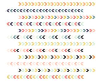 Tribal arrow border clipart clip art black and white download Tribal arrow clipart | Etsy clip art black and white download