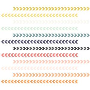 Tribal arrow border clipart clip free stock Tribal borders clip art - ClipartFest clip free stock
