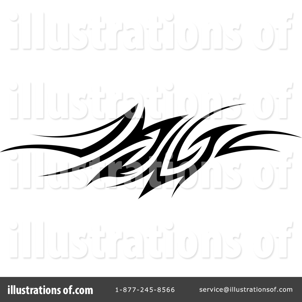 Tribal arrow clipart black and white single svg royalty free library Black tribal clipart - ClipartFox svg royalty free library