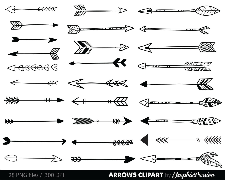Tribal arrow clipart black and white single svg black and white library Tribal arrow clipart black and white - ClipartFox svg black and white library
