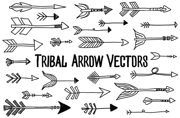 Tribal arrow clipart vector clip art stock 1000+ images about Fontaholic on Pinterest | Typography, Creative ... clip art stock
