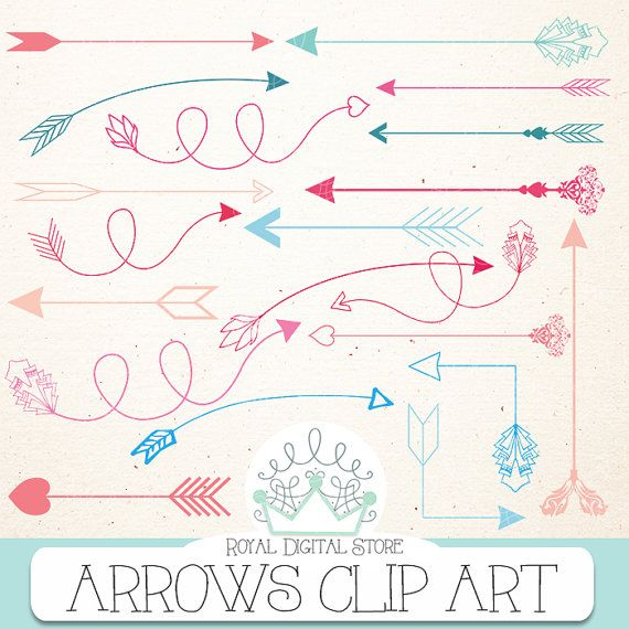 Tribal arrow free clipart vector transparent library 17 Best images about Digital Papers & Clip Art on Pinterest | Clip ... vector transparent library