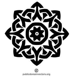 433 tribal clip art designs free | Public domain vectors clip royalty free library