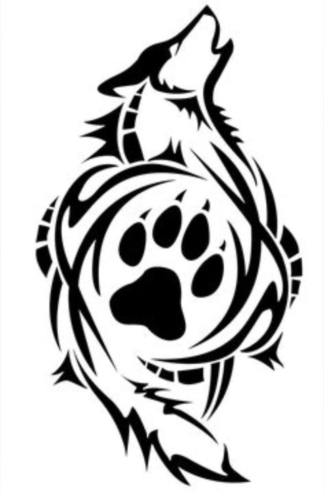 Free Wolf Paw Print, Download Free Clip Art, Free Clip Art ... banner royalty free stock