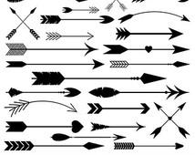 Tribal cross arrow clipart jpg library stock Tribal Arrow Vector Free - ClipArt Best jpg library stock