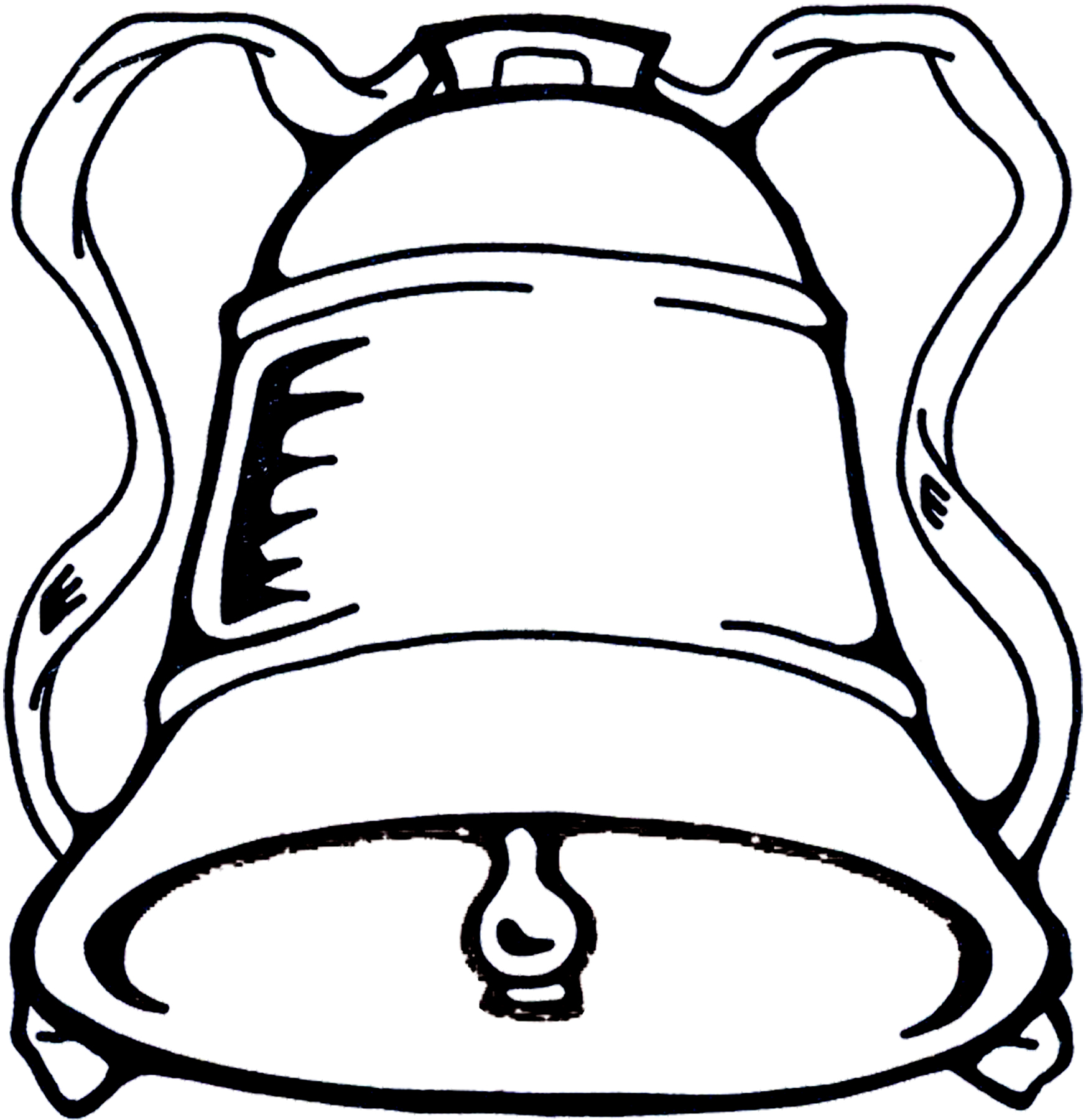 Tribal hand bell clipart black and white picture library library 14 cliparts for free. Download Bell clipart outline and use ... picture library library