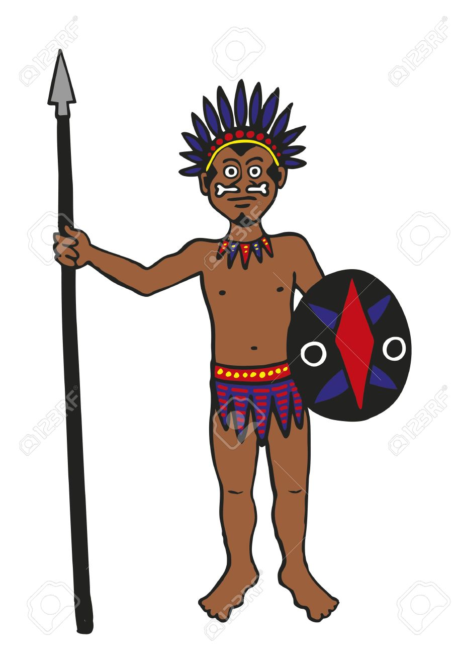 Tribal people clipart clip art free library Tribal People Clipart | Free download best Tribal People ... clip art free library