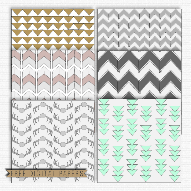 Tribal print arrow clipart clipart black and white download free arrow clipart | CoraMaeDesign clipart black and white download