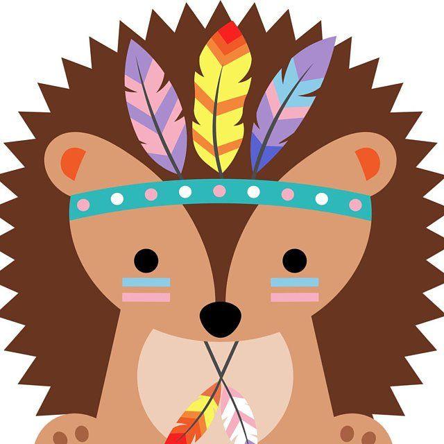 Tribal woodland animals clipart svg free download Tribal Animals Clipart | Cute Woodland Animals Clip Art | 美圖 svg free download