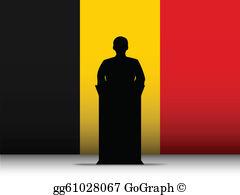 Tribun clipart banner stock Tribune Clip Art - Royalty Free - GoGraph banner stock