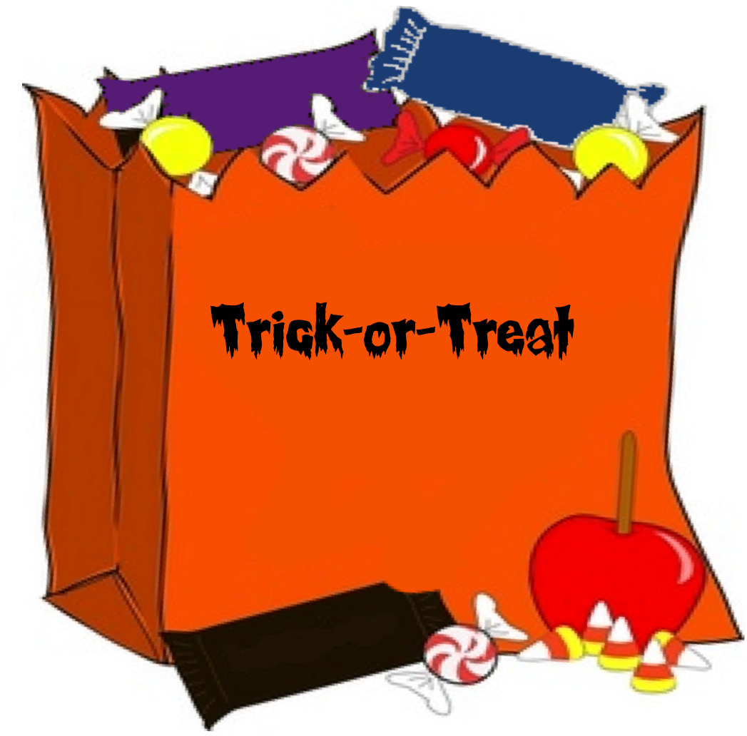 Trick or treat candy clipart clip transparent library HD Trick Or Treat Bag Clipart - Halloween Candy Clip Art ... clip transparent library