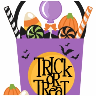 Trick or treat free clipart transparent download HD Halloween Trick Or Treat Clip - Clipart Trick Or Treat ... transparent download
