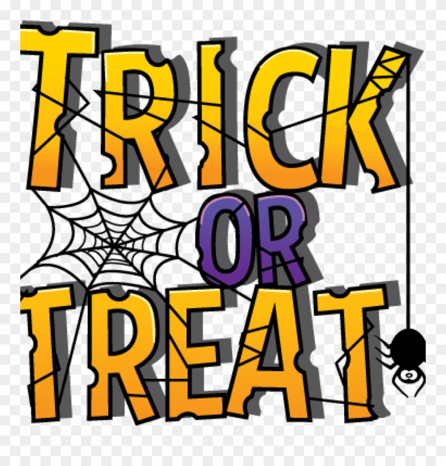 Trick treat clipart svg royalty free download Trick Or Treat Clipart Clip Art Trunk Free Download - Trick ... svg royalty free download