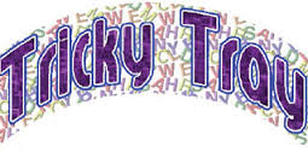 Tricky Tray 2017 - CHERRY HILL SCHOOL/ NEW BRIDGE CENTER PTO image black and white
