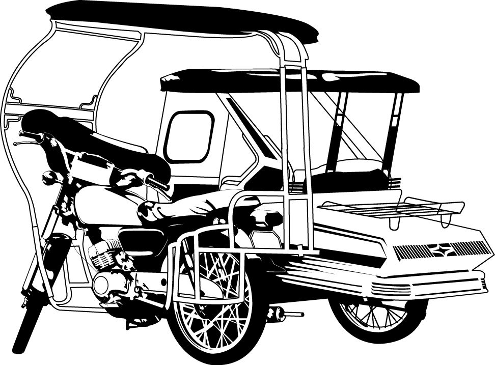Artwork for motorized trike | Tricycles | Motorized trike ... svg library