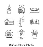 Trifles clipart vector black and white stock Trifles Clip Art and Stock Illustrations. 180 Trifles EPS ... vector black and white stock