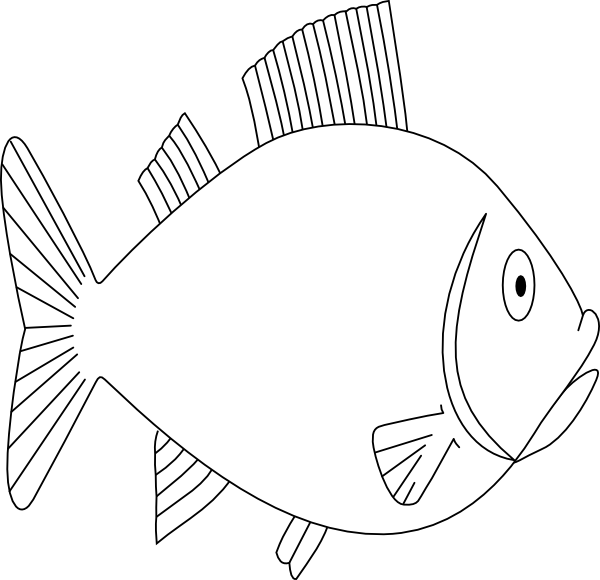 Trigger fish clipart png free download Fish 25 Clip Art at Clker.com - vector clip art online, royalty free ... png free download
