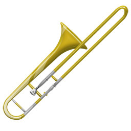Trigger trombone clipart png library download Trombone PNG Transparent Images | PNG All png library download