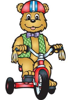 St. Jude\'s Trike a Thon at First Baptist Preschool on ... clipart library