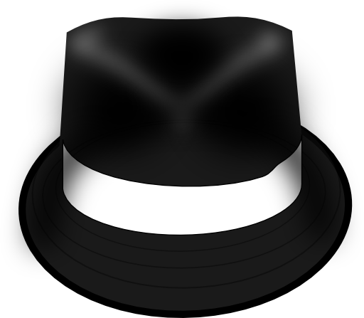 Trilby clipart clip art royalty free Hat Trilby Clipart | i2Clipart - Royalty Free Public Domain ... clip art royalty free