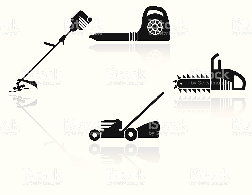 Weed Trimmer Clip Art Vector Images & Illustrations IStock ... png royalty free download