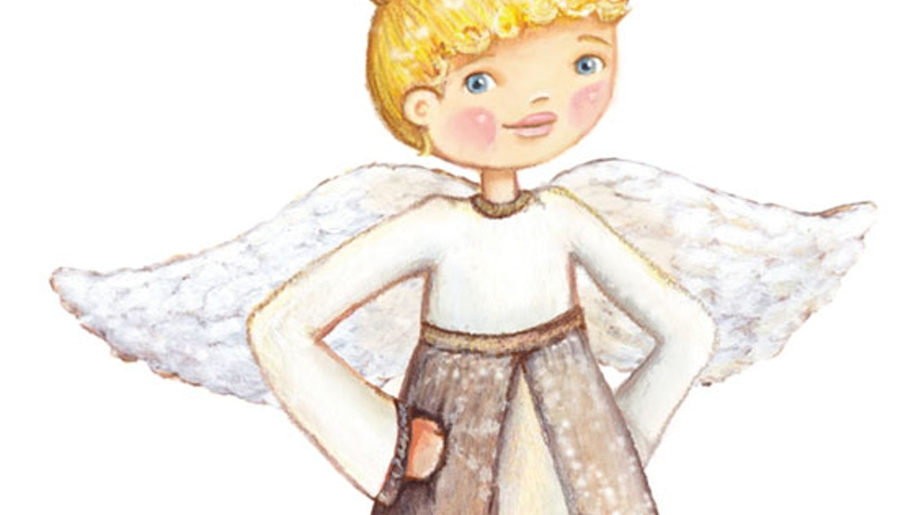 Trio of child angels clipart jpg royalty free The Angel Guardian Bedtime Book by Chris & Michelle Miller ... jpg royalty free