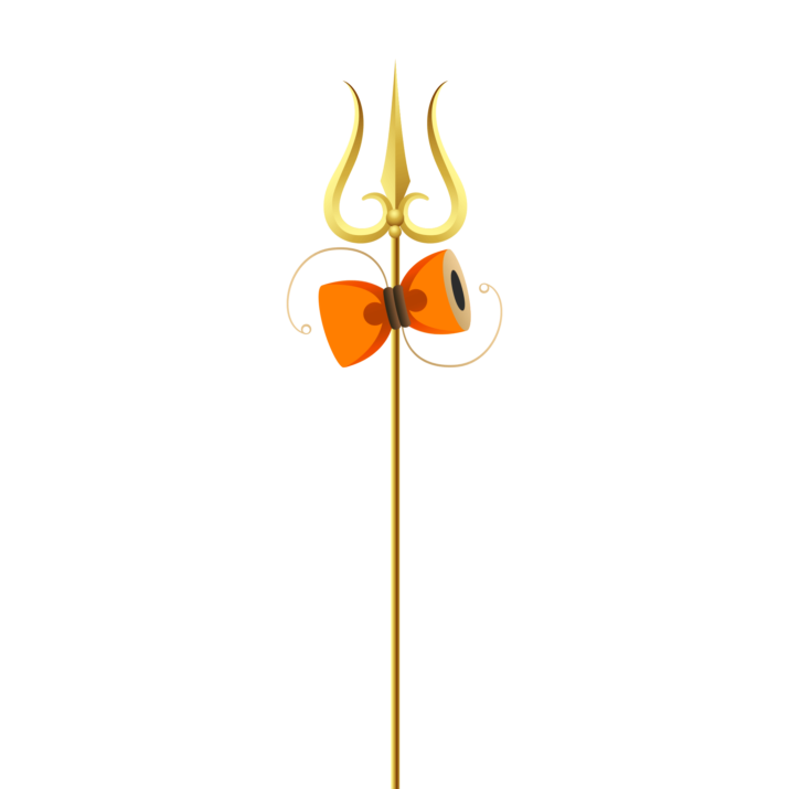 Trishul images clipart vector transparent download Shiva Trishul PNG Image Free Download searchpng.com vector transparent download