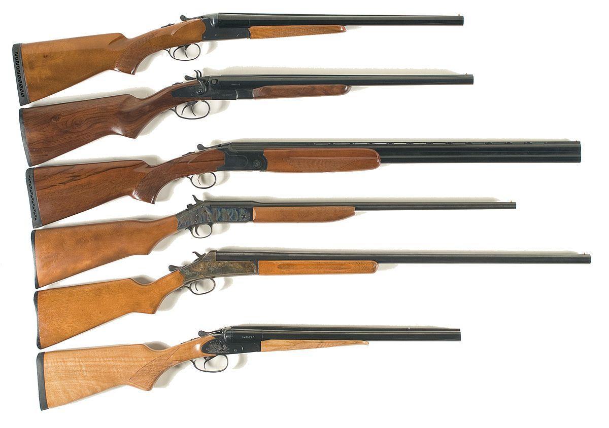 Tristar over and under 12 gauge shotgun clipart jpg black and white stock russian-made-double-barrel-shotguns.html in ysazyxu.github ... jpg black and white stock
