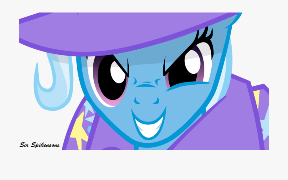 Trixie clipart picture free download My Little Pony Trixie Evil Download - Evil My Little Pony ... picture free download