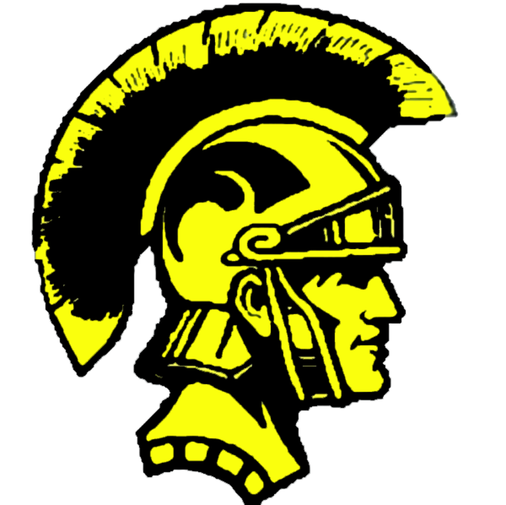 Trojan basketball clipart vector freeuse download The Botkins Trojans - ScoreStream vector freeuse download
