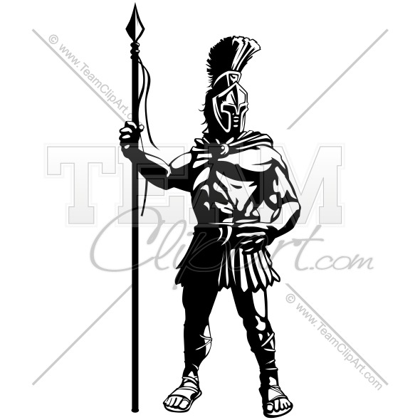 Trojan clipart clip art royalty free stock Trojan Clipart Image. Easy to Edit Vector Format. clip art royalty free stock