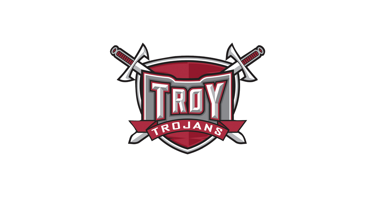 Trojan football mascot clipart picture black and white download 2018 Troy Trojans Football Schedule picture black and white download