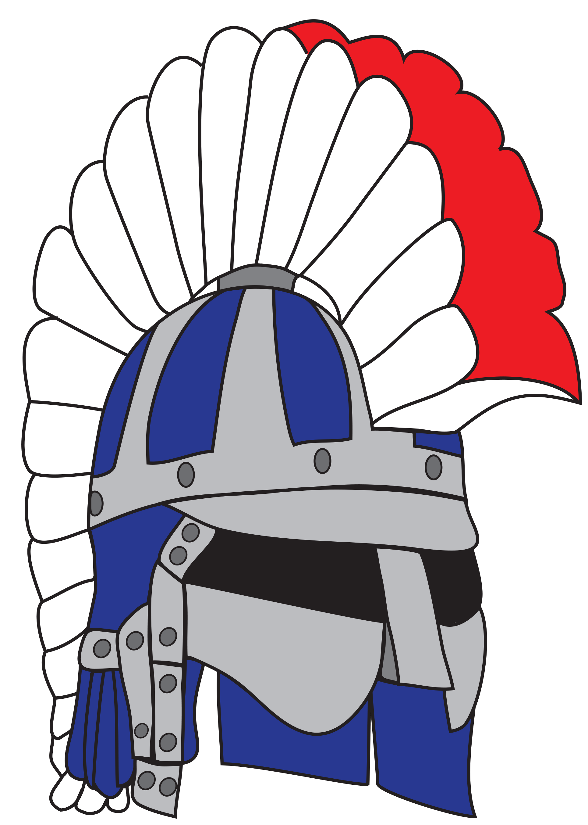 Trojan football mascot clipart image free stock Fountain-Fort Carson High School / Homepage image free stock