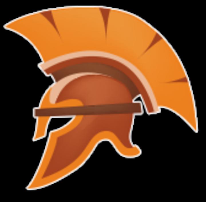 Trojan football mascot clipart vector stock The Beeville Trojans - ScoreStream vector stock
