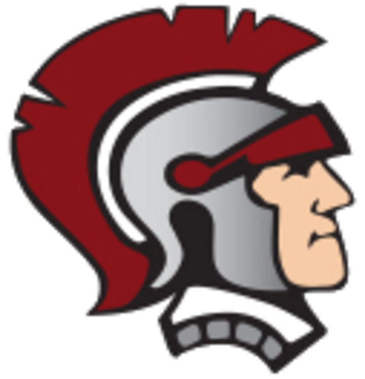 Trojan football mascot clipart graphic black and white stock The New Prague Trojans - ScoreStream graphic black and white stock