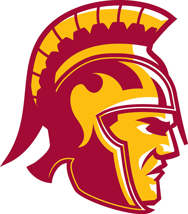 Trojan football mascot clipart picture free stock USC Visual Identity on Behance picture free stock