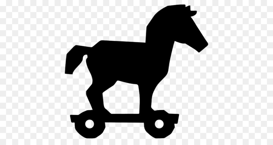 Trojan horse clipart free banner transparent download Black Line Background png download - 1200*630 - Free ... banner transparent download