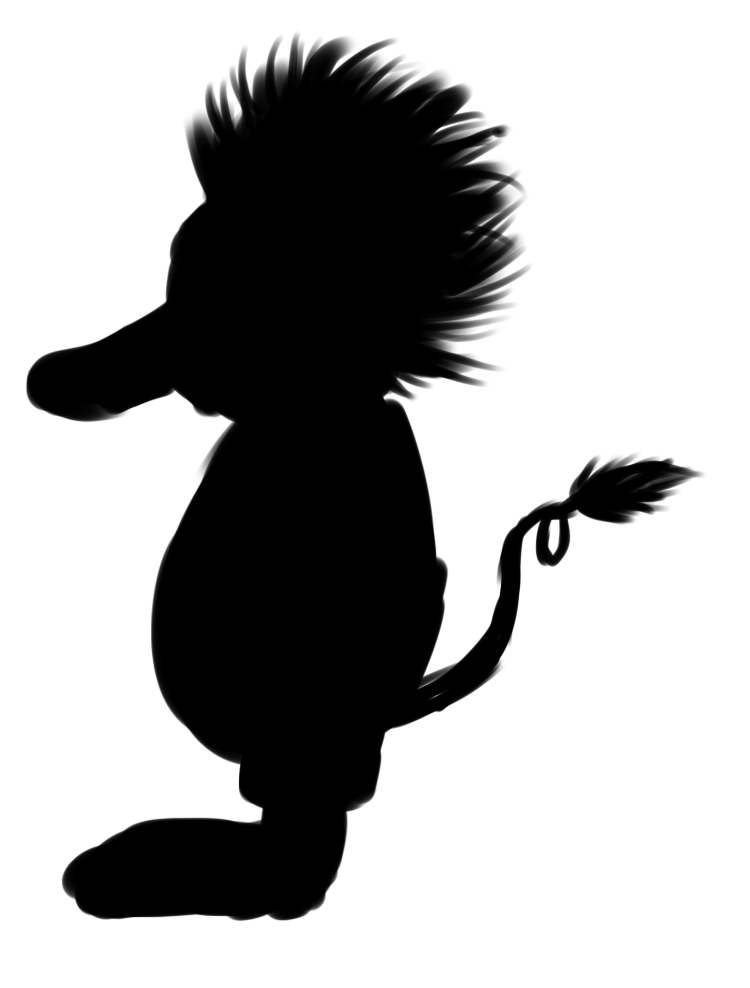 Troll silhouette clipart vector black and white library Norway Internet troll Norwegian Clip art - classmates png ... vector black and white library