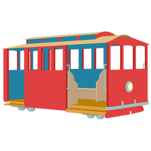 Free Trolley Cliparts, Download Free Clip Art, Free Clip Art ... picture transparent library