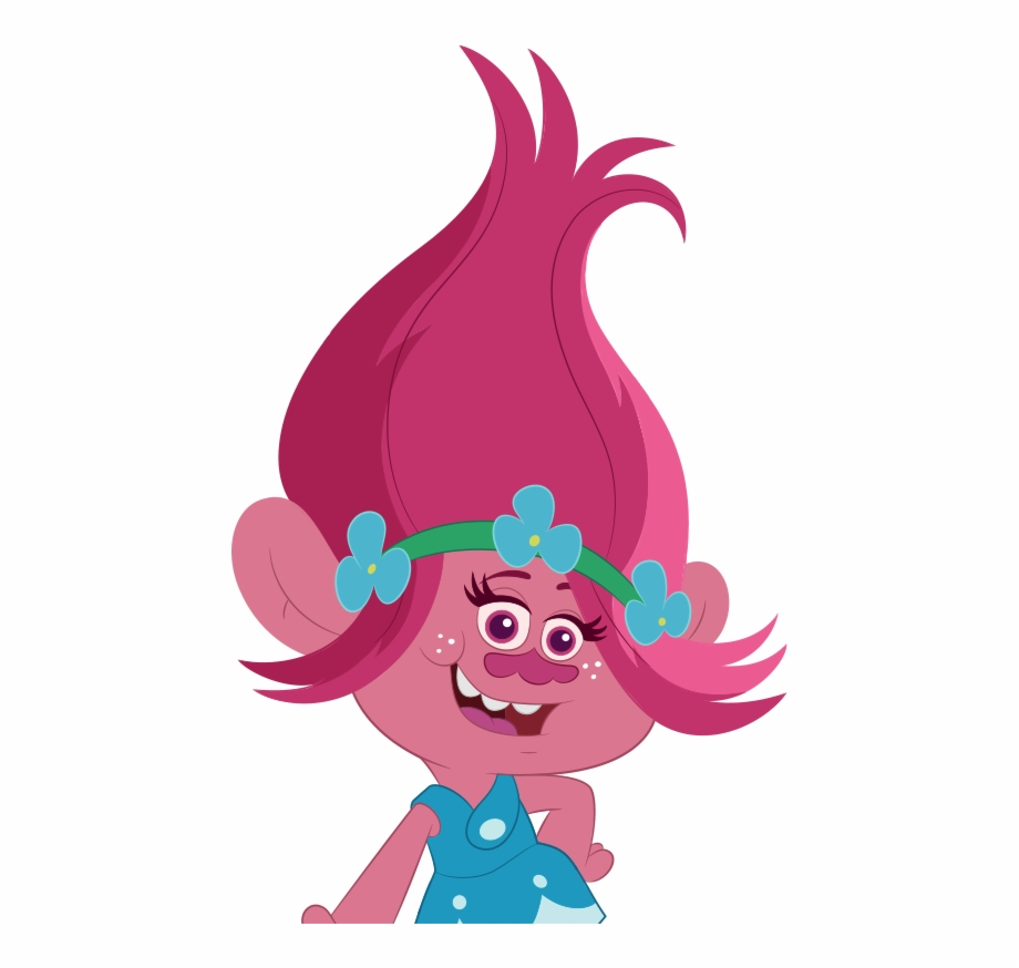 Trolls clipart free clipart royalty free download Trolls Clipart Poppy - Trolls The Beat Goes On Poppy Free ... clipart royalty free download