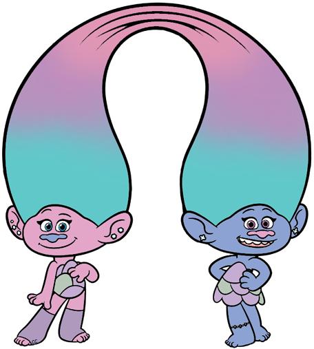 Trolls movie clipart clip free Trolls Movie Clip Art | Cartoon Clip Art clip free