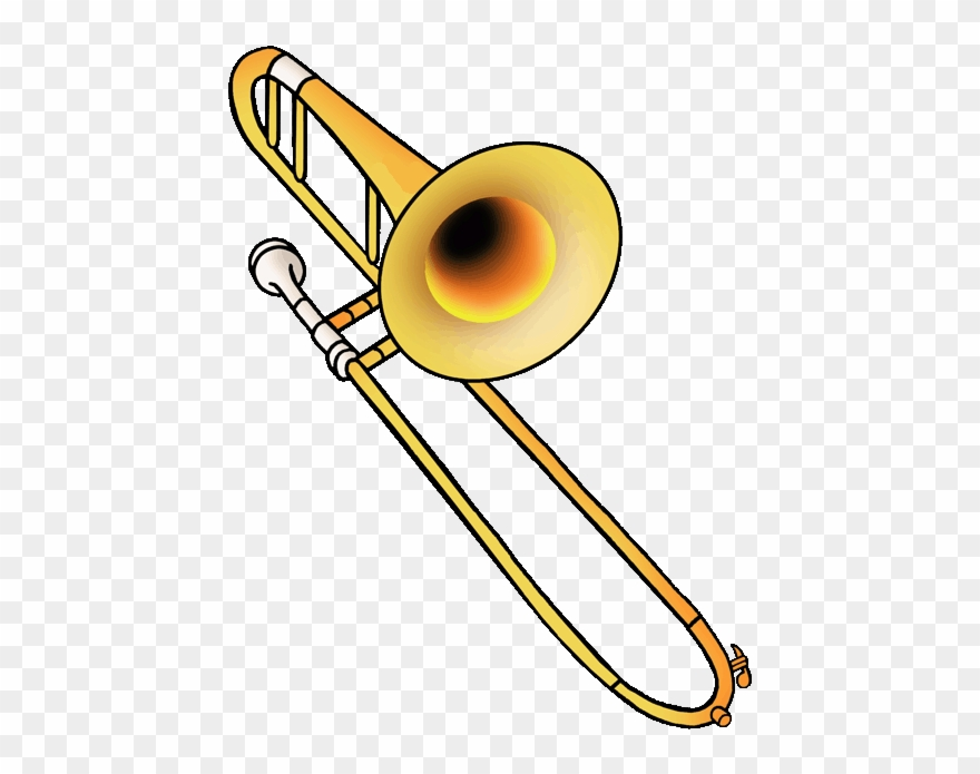 Trombones clipart svg freeuse Clip Art Trombone - Png Download (#3422558) - PinClipart svg freeuse