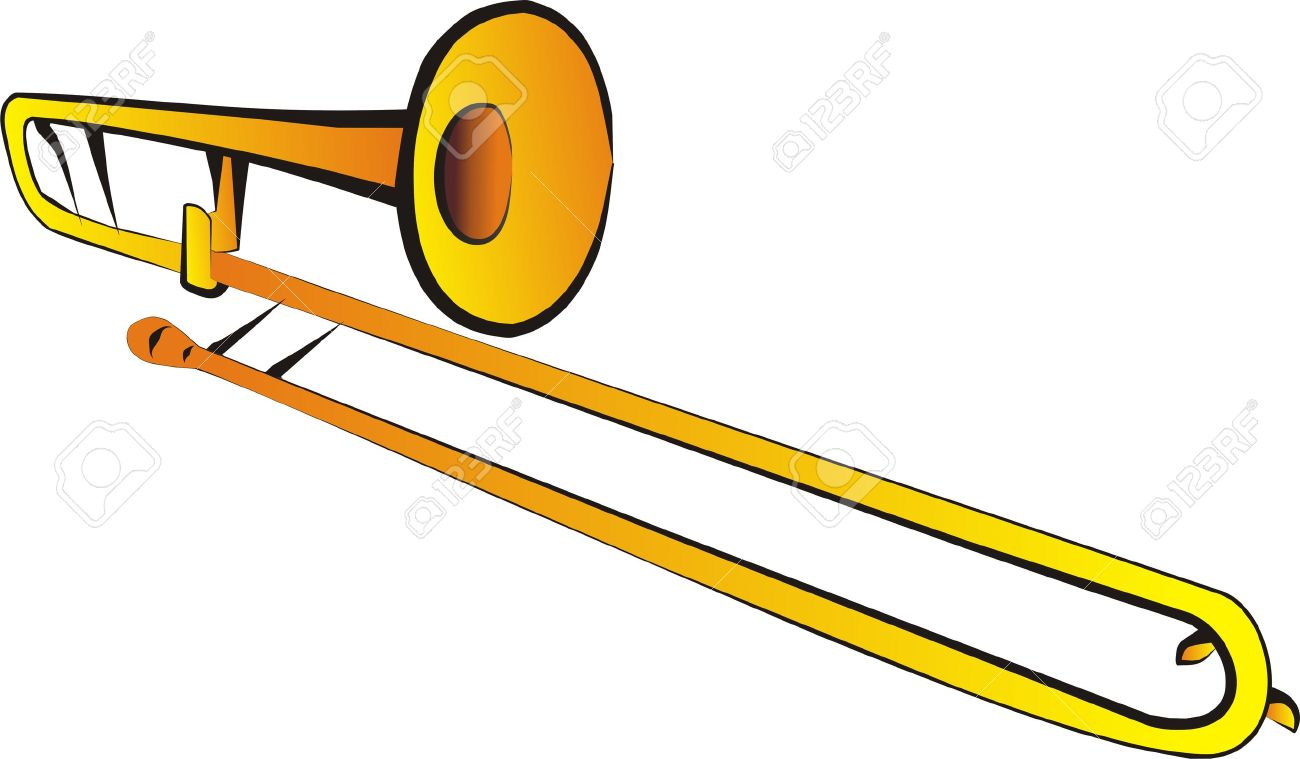 Trombones clipart clip art free library Trombone Clipart | Free download best Trombone Clipart on ... clip art free library