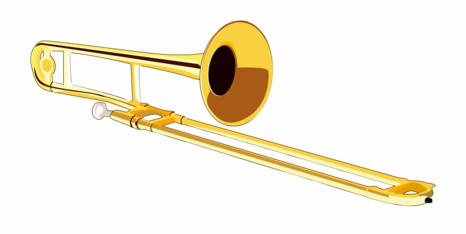 Trombones clipart picture freeuse library Excelent Instruments Clipart Trombone, Instruments - Clipart ... picture freeuse library