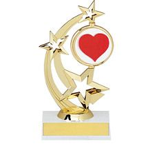 Trophy clipart click stars to rate png transparent stock 18 Best Valentine\'s Day Trophies, Gifts, and Awards images ... png transparent stock