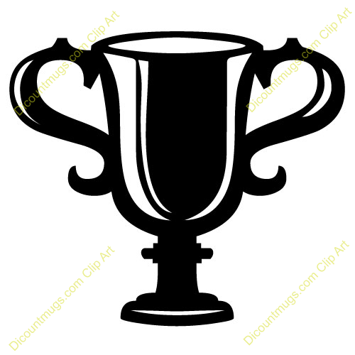 Trophy images clipart png black and white library Trophy Clip Art Free | Clipart Panda - Free Clipart Images png black and white library
