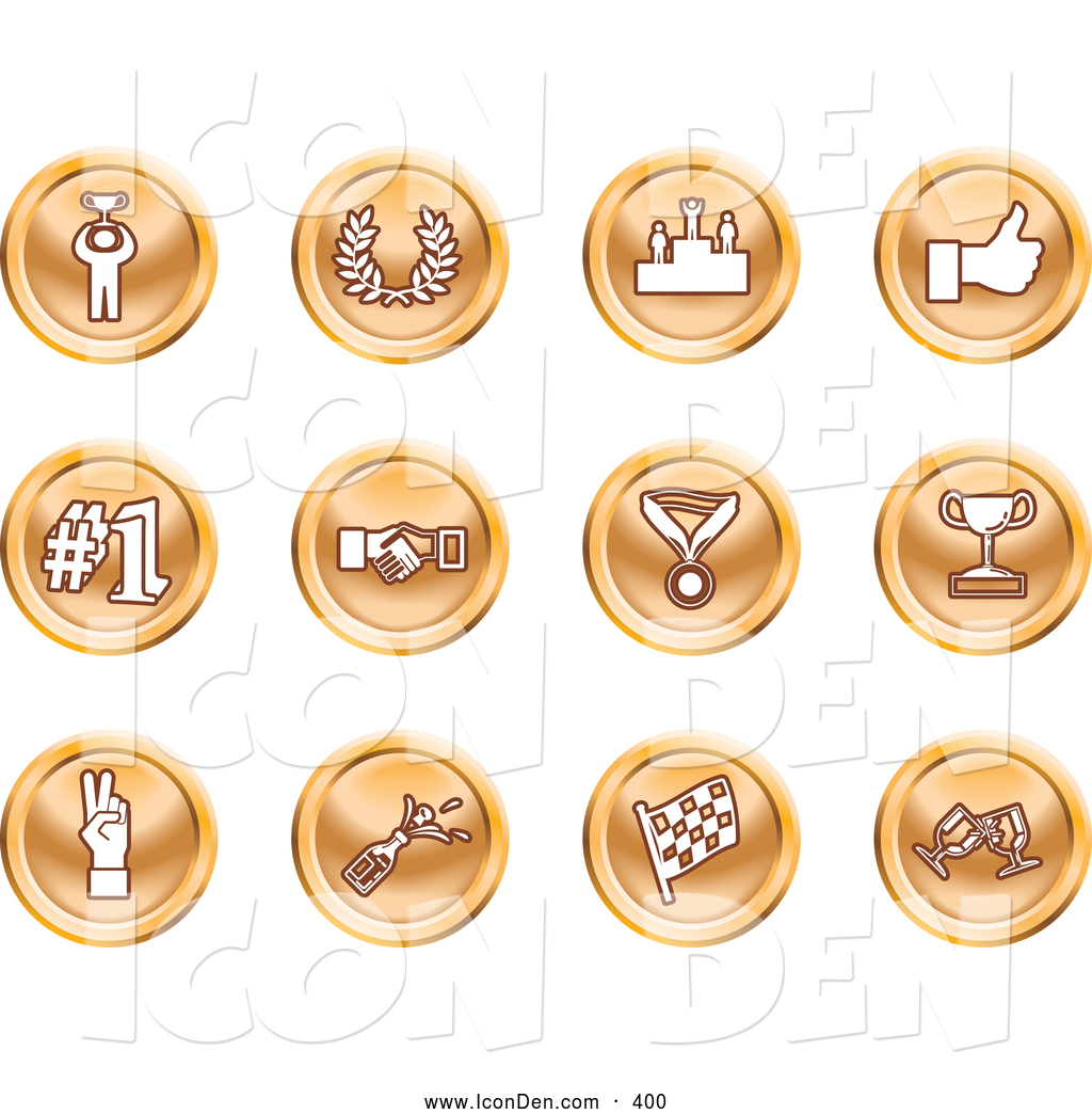 Trophy number 1 clipart banner Clip Art of a Winner, Laurel, Victory, Thumbs Up, Number 1 ... banner